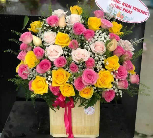 shop hoa tươi thành phố Bắc Ninh